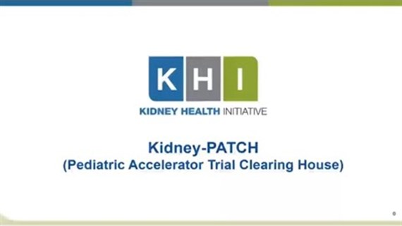 Pediatric Clinical Trials Clearing House Pilot Program
